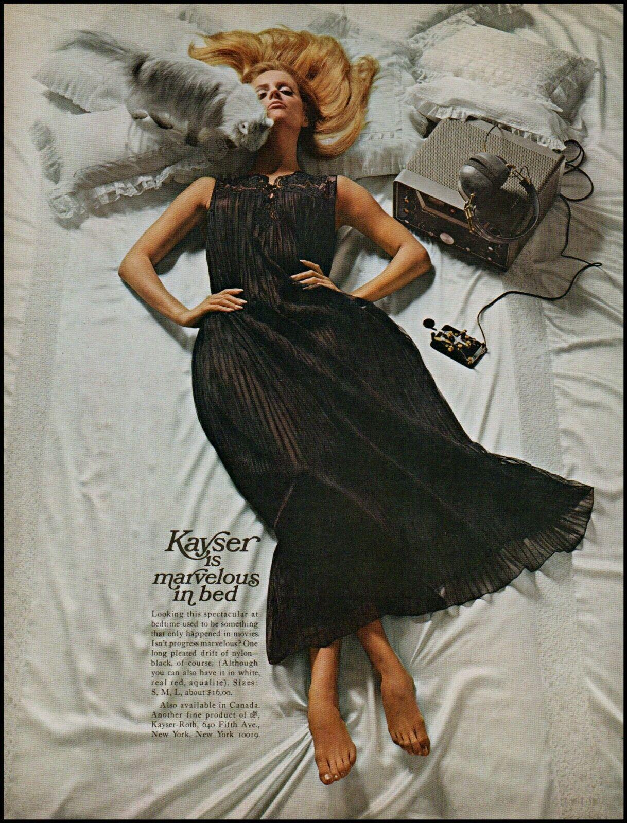 1966 Keyser ad