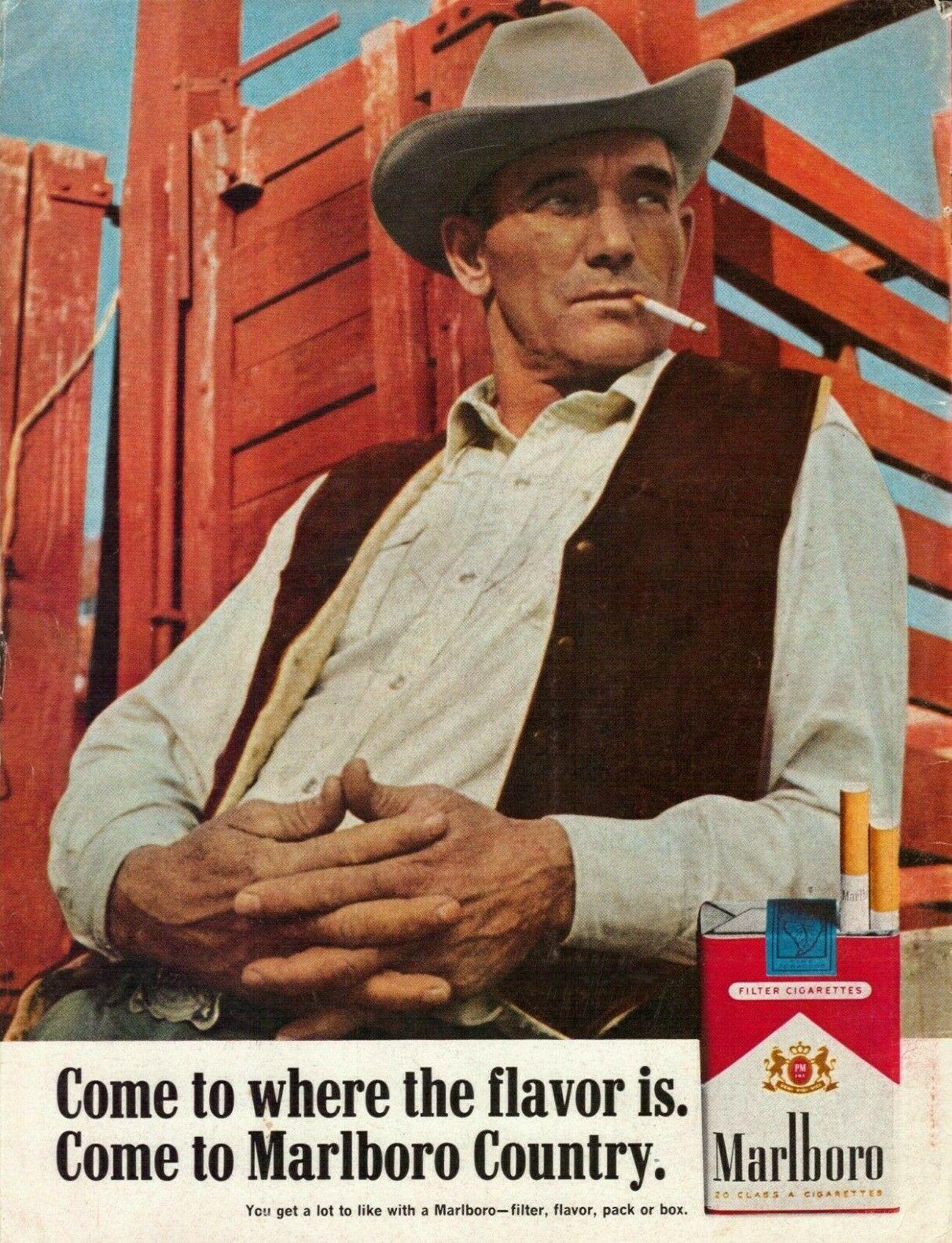 1966 Marlboro ad