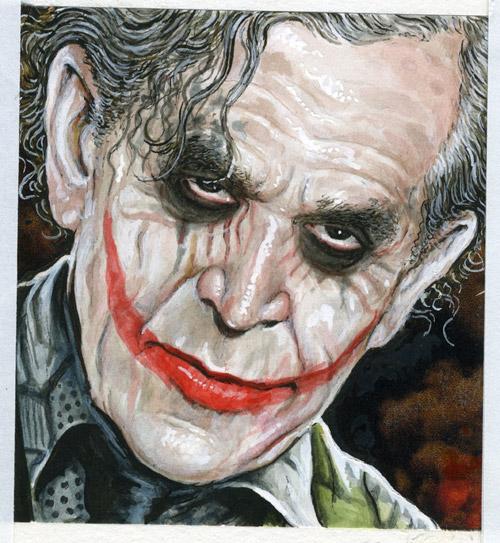 Bush The Joker