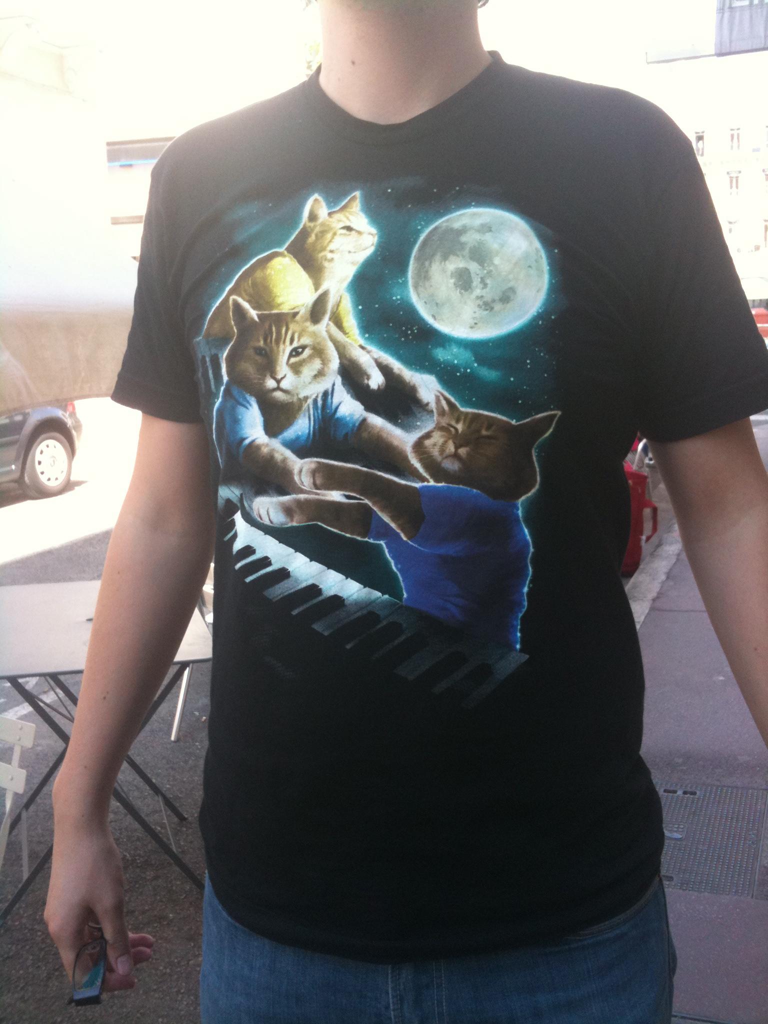 KeyBoard Cat three moon
