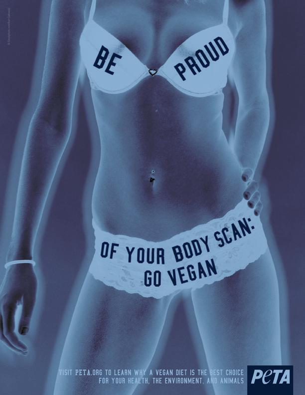 PETA body scan