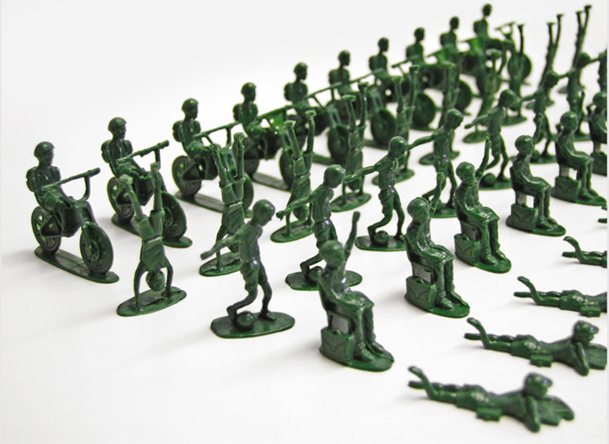 Unicef Toy Soldiers row