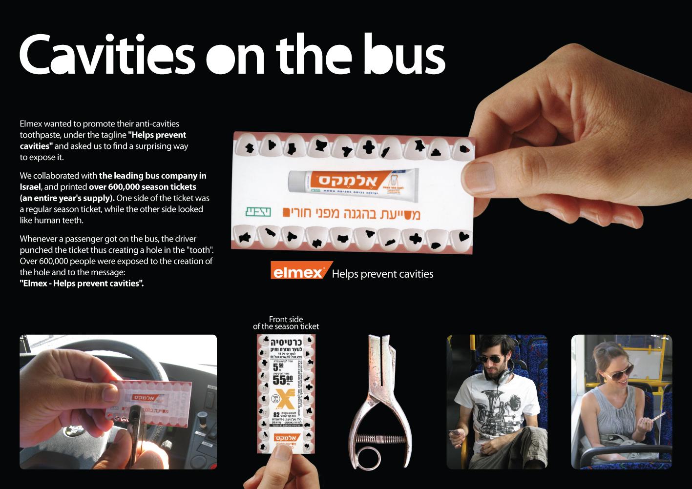 Elmex Bus Tickets