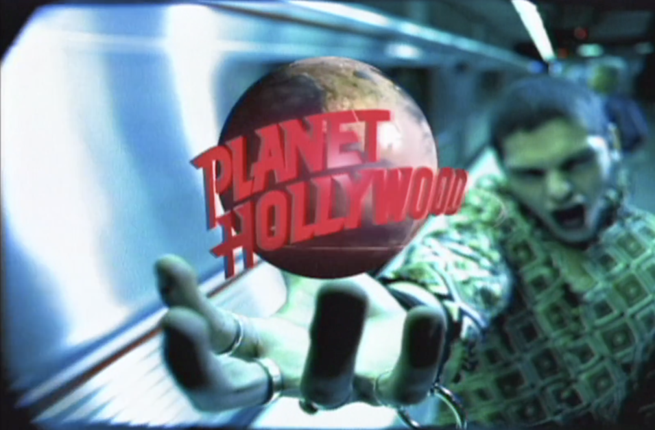 logo Planet Hollywood