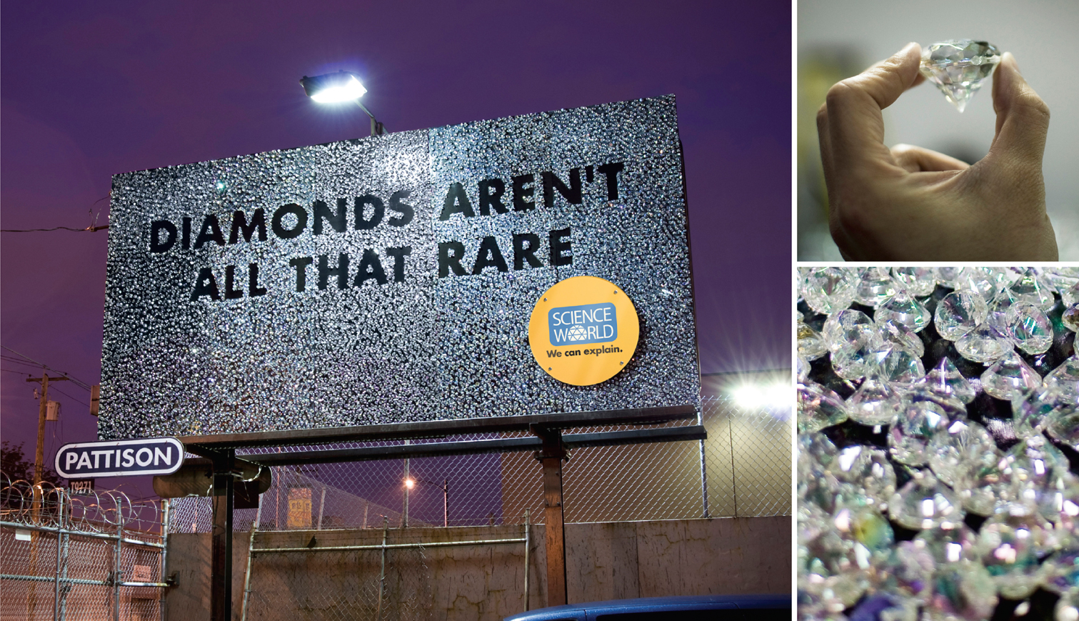 Diamond Billboard