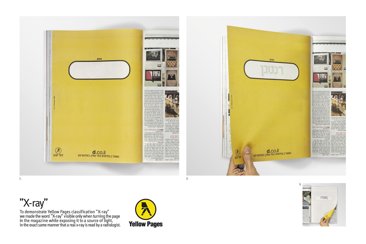 Yellow Pages X-Ray
