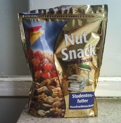 nut sack