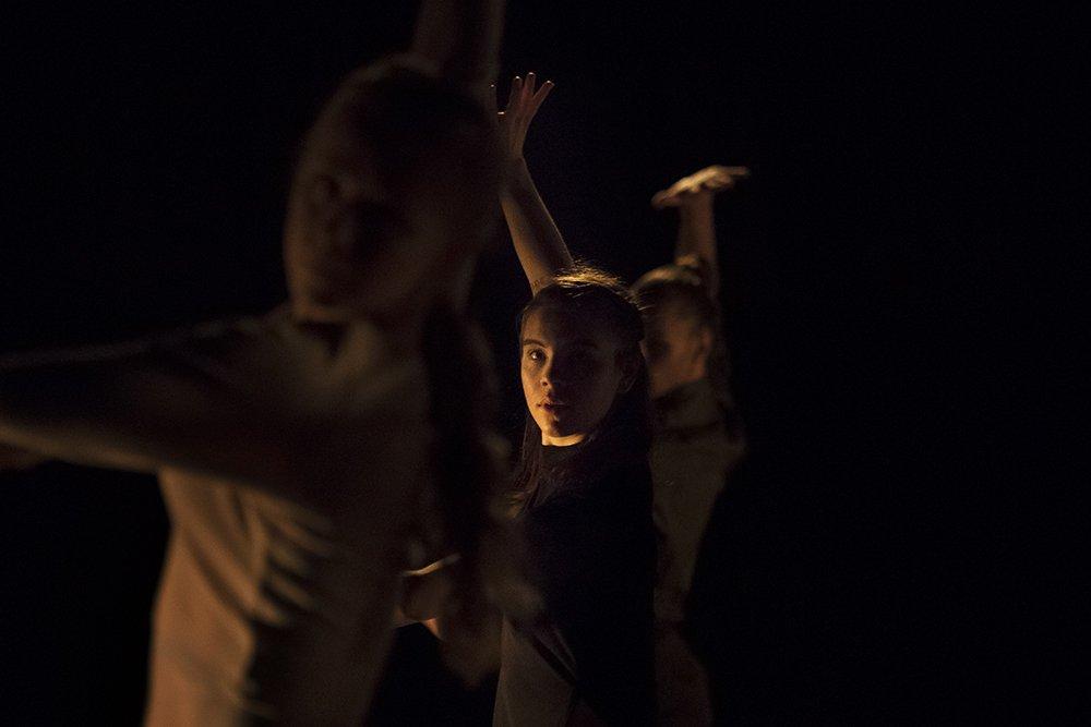 Marika Renhuvud, dancer