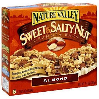sweet salty nuts