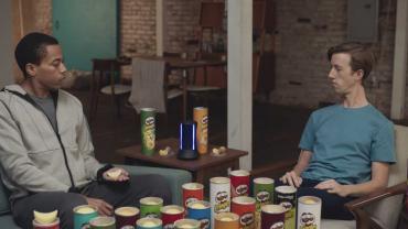 Pringles   Sad Device Commercial