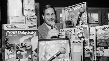 Ron Popeil, infomercial icon