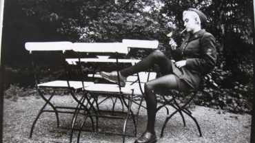 Dabitch in uniform, Sweden circa 1989