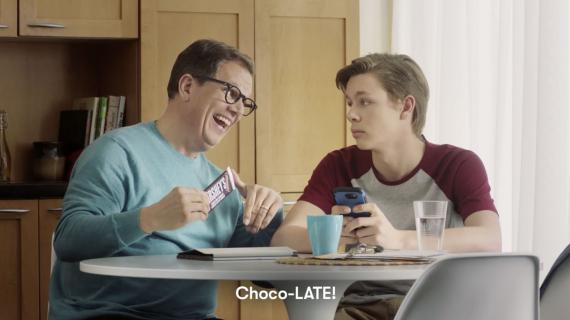 dad joke choco-LATE