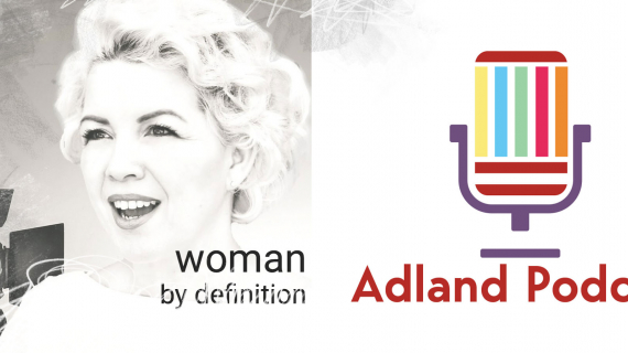 Kellie-Jay on Adland's podcast