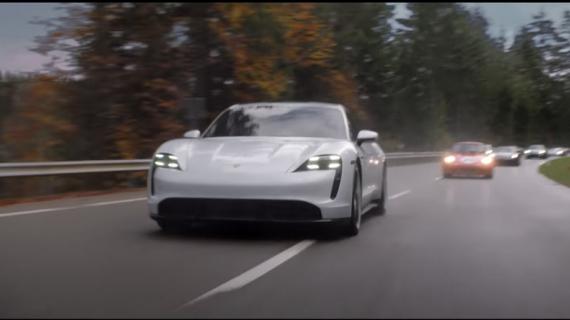 """Porsche """"The Heist"""""""