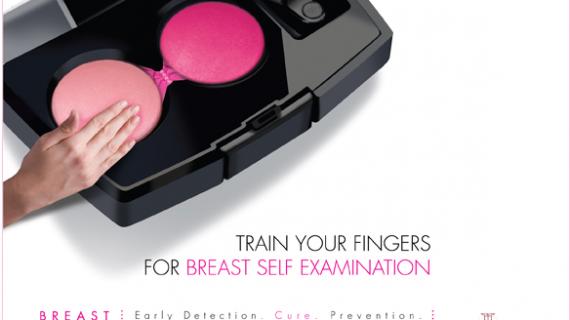 ADLINE MOHAN / BREAST CANCER